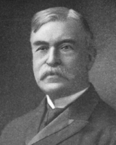 "J. Henry Sears, president of the Cape Cod Pilgrim Memorial Association. From ""The Pilgrims and Their Monument"" (D. Appleton & Company, 1911)."