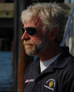 Rex McKinsey, MacMillan Wharf, Provincetown (2010), by David W. Dunlap.