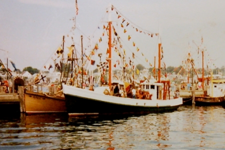 """Plymouth Belle, Provincetown (ND). Courtesy of Anthony L. """"Tony"""" Thomas."""