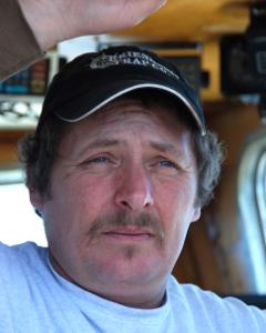 Capt. Scott Rorro of the Sea Hunter, Provincetown (2010), by David W. Dunlap.