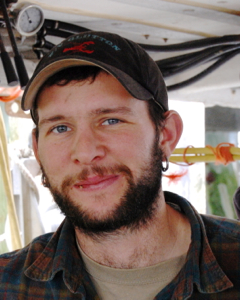 Chris Milewski of the Glutton, Provincetown (2011), by David W. Dunlap.