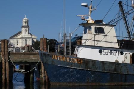 Antonio Jorge, Provincetown (2012), by David W. Dunlap.