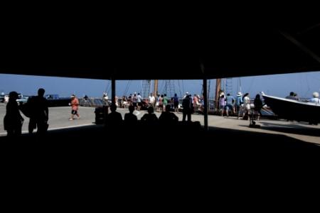MacMillan Wharf, Provincetown (2009), by David W. Dunlap.