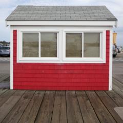 MacMillan Wharf, Provincetown (2012), by David W. Dunlap.