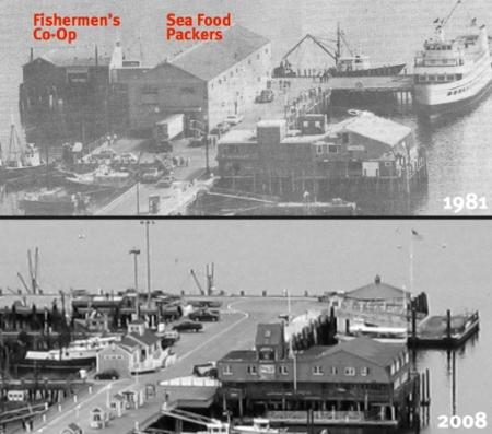 1 MacMillan Wharf, Provincetown.