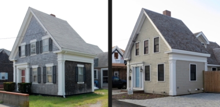10 Pleasant Street, Provincetown (2008-2012), by David W. Dunlap.