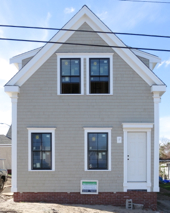 10 Prince Street, Provincetown (2013), by David W. Dunlap.