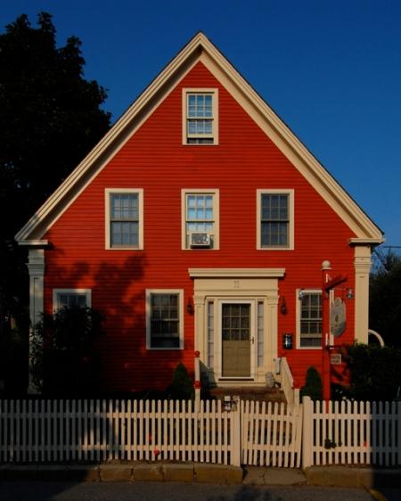 11 Pearl Street, Provincetown (2009), by David W. Dunlap.