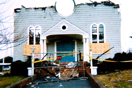 11 Prince Street, Provincetown (2005). Parish scrap book. Courtesy of the Rev. Henry J. Dahl.