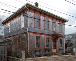 12 Pearl Street, Provincetown (2011), by David W. Dunlap.