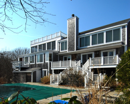 13 Pilgrim Heights Road, Provincetown (2010), by David W. Dunlap.