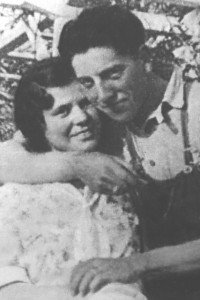 Tillie and Pete Steele, from Duane Steele.