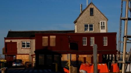 16 MacMillan Wharf, Provincetown (2011), by David W. Dunlap.