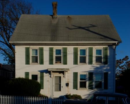 169 Bradford Street, Provincetown (2011), by David W. Dunlap.