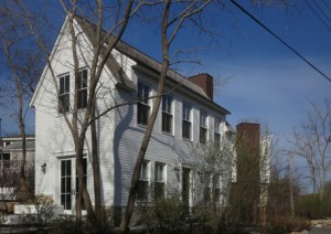 52 Pleasant Street, by David W. Dunlap (2013).