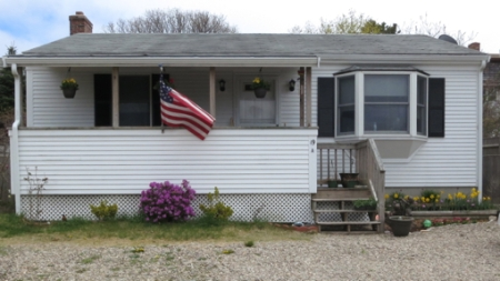 19A Off Conwell Street, Provincetown (2013), by David W. Dunlap.