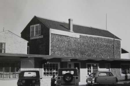 2 Gosnold Street, Provincetown (1976), by Josephine Del Deo. Massachusetts Historical Commission Inventory, 1973-1977: Provincetown Town Centre. Courtesy of the Provincetown Public Library.
