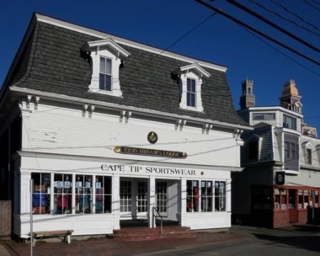 2 Masonic Place 03, Provincetown (2012), by David W. Dunlap.