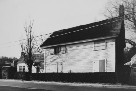 200 Bradford Street (Josephine Del Deo, 1976), from the Massachusetts Historical Commission Survey, at the Provincetown Public Library