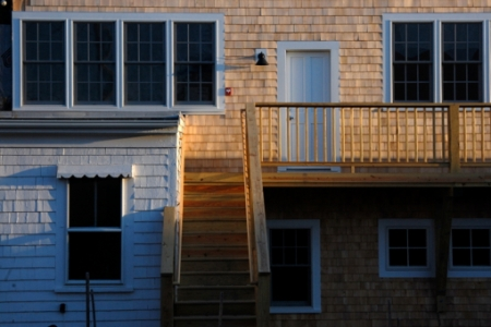 24 Pearl Street, Provincetown (2010), by David W. Dunlap.