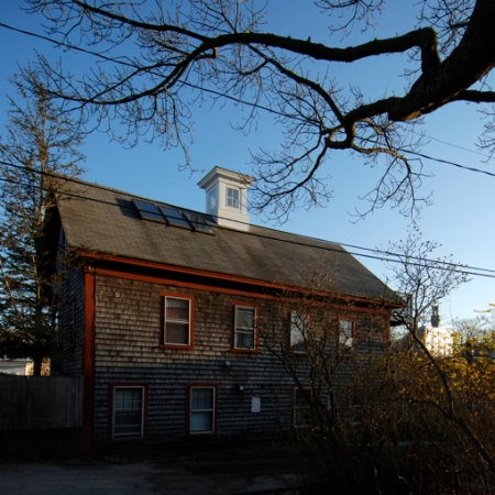 24 Pearl Street, Provincetown (2010), by David W. Dunlap.
