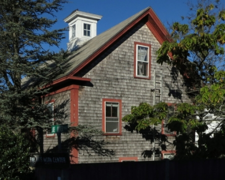 24 Pearl Street, Provincetown (2012), by David W. Dunlap.