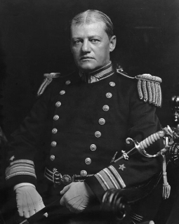 Rear Adm. Robley D. Evans. Wikimedia Commons.