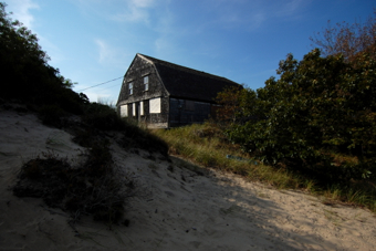 25 Miller Hill Road, Provincetown (2011), by David W. Dunlap.