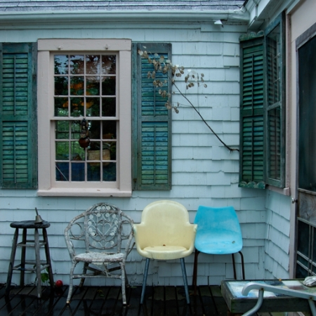 29 Miller Hill Road, Provincetown (2008), by David W. Dunlap.