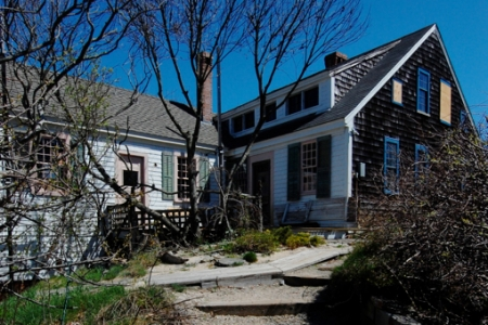 29 Miller Hill Road, Provincetown (2010), by David W. Dunlap.