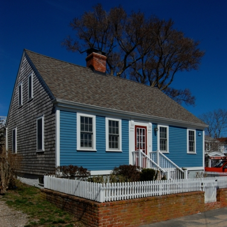 3 Nickerson Street, Provincetown (2011), by David W. Dunlap.