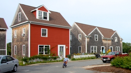 3 Old Ann Page Way, Provincetown (2008), by David W. Dunlap.