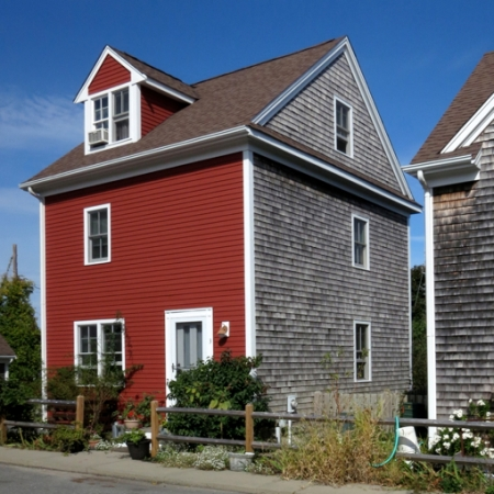 3 Old Ann Page Way, Provincetown (2012), by David W. Dunlap.