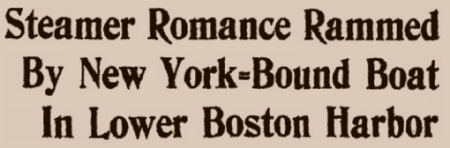 Headline in The Provincetown Advocate, 10 September 1936. From Provincetown Online: The Advocate Live!, by the Provincetown Public Library.