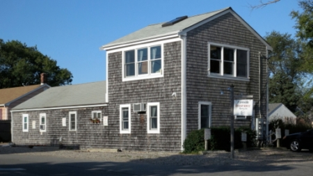36 Shank Painter Road, Provincetown (2012), by David W. Dunlap.