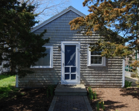 36 Shank Painter Road, Provincetown (2013), by David W. Dunlap.