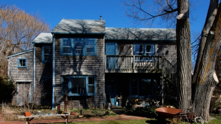 36A Pearl Street, Provincetown (2011), by David W. Dunlap.