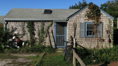 36A Pearl Street, Provincetown (2012), by David W. Dunlap.