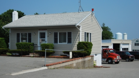 37 Franklin Street, Provincetown (2009), by David W. Dunlap.