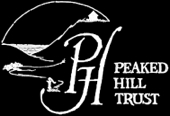 Peaked Hill Trust logo.