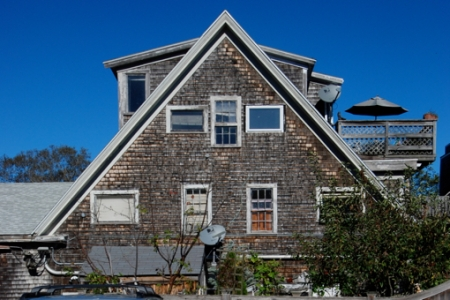 4 Kiley Court, Provincetown (2012), by David W. Dunlap.
