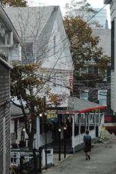 4 Masonic Place, Provincetown (2011), by David W. Dunlap.