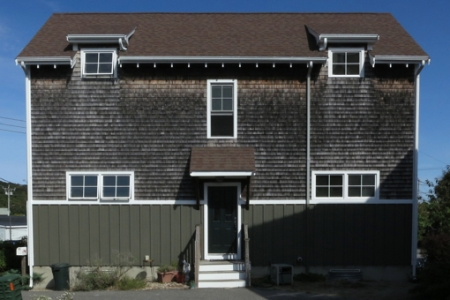 4 Old Ann Page Way, Provincetown (2012), by David W. Dunlap.