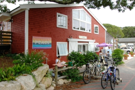43 Race Point Road, Provincetown (2009), by David W. Dunlap.