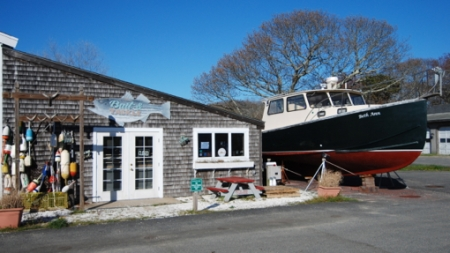 43 Race Point Road, Provincetown (2013), by David W. Dunlap.
