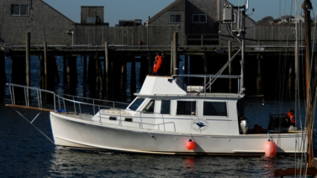 Research Vessel Shearwater, Provincetown (2010)-22