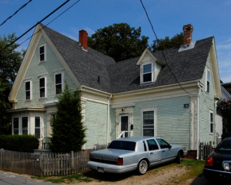 5 Nickerson Street, Provincetown (2008), by David W. Dunlap.