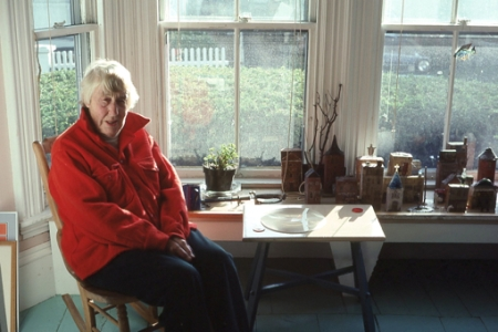 Mary Hackett, 5 Nickerson Street, Provincetown (ND), by Jay Critchley. Courtesy of Jay Critchley.