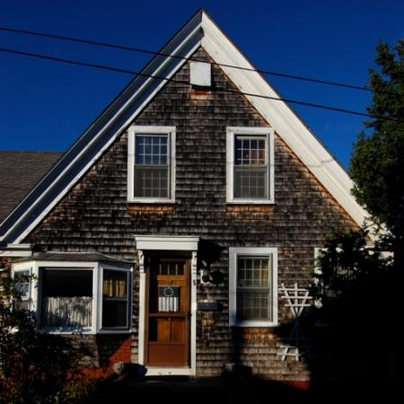 5 Soper Street, Provincetown (2011), by David W. Dunlap.