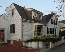 6 Nickerson Street, Provincetown (2011), by David W. Dunlap.
